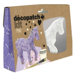 decopatch pappmache set pferd 5 teilig