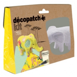 decopatch pappmache set elefant 5 teilig