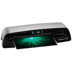 fellowes plastifieuse neptune 3 format a3 noirargent