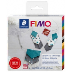 fimo effect leather kit bijoux a cuire au four