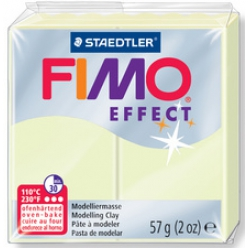 fimo pate a modeler effect a cuire lumiere nocturne 57 g