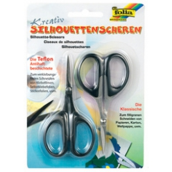 folia silhouettenschere lange 105 mm 2er set
