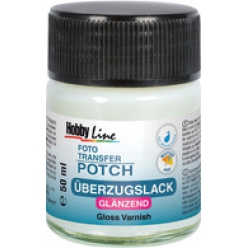 kreul foto transfer potch uberzugslack glanzend 50 ml