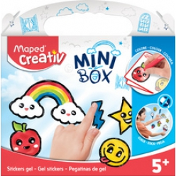 maped creativ mini box window color set 6er set