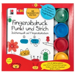 marabu kids fingerabdruck set