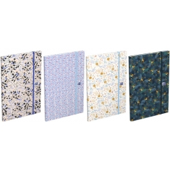 oxford agenda scolaire flowers 160 x 240 mm 20212022