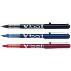 stylo roller v ball vb 5 setde 4 roller 03mm