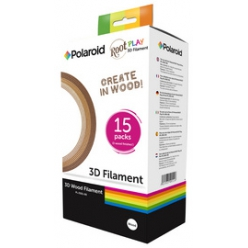 polaroid filament de bois root play 3d pen 3 nuances