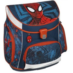 cartable campus up spiderman