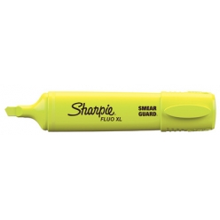 sharpie surligneur highlighter fluo xl jaune