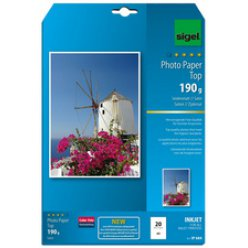 papier photo jet d encre satine mat a4 190 gr