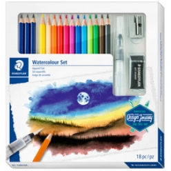 staedtler kit a dessin watercolour design journey 18 pieces