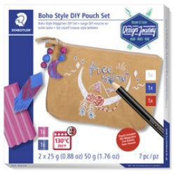 staedtler kit creatif style boheme design journey