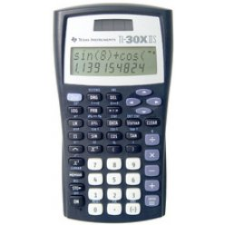 calculatrice scientifique ti 30x iis