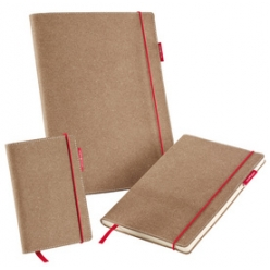 transotype notizbuch sensebook red rubber medium blanko