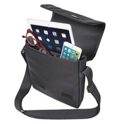 wedo sacoche pour tablettes business messenger bag noir