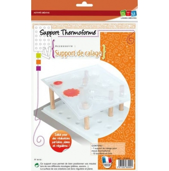 support pour moule thermoforme
