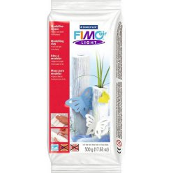 pate fimo air light 500g blanc