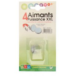 aimants ultra forts 4 pieces 203 mm