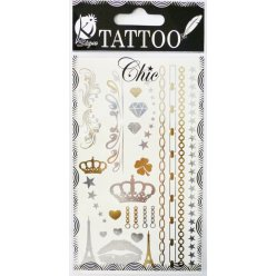 tatouage ephemere tatoo chic paris