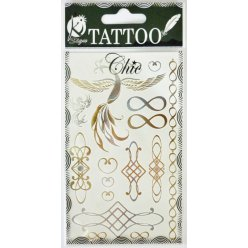 tatouage ephemere tatoo chic infini