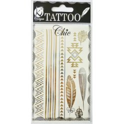 tatouage ephemere tatoo chic africa