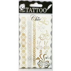 tatouage ephemere tatoo chic love