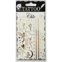 tatouage ephemere tatoo chic fee
