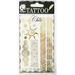 tatouage ephemere tatoo chic soleil