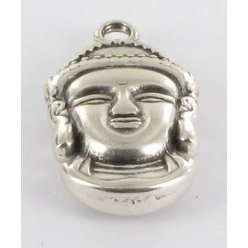 breloque en metal bouddha 21 mm