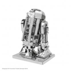 maquette metal star wars r2d2