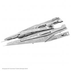 maquette metal mass effect alliance cruise