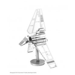 maquette metal star wars imperial shuttle
