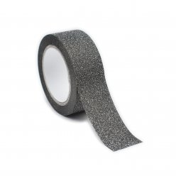 masking tape paillete 15 mm noir