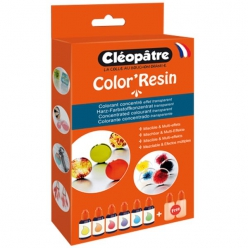 pigment colorant color resin