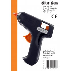 pistolet a colle glue gun 2 recharges