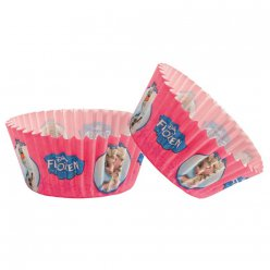 caissette a cupcake et muffin frozen 50 pieces