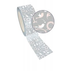 ruban adhesif decoratif large queen tape oiseau