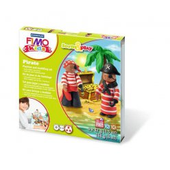 kit pate fimo kids pirate 803413