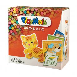 playmais little mosaic animaux de compagnie