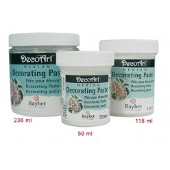 pate pour decorations 118 ml