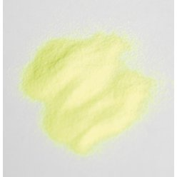 poudre relief a embosser jaune fluo