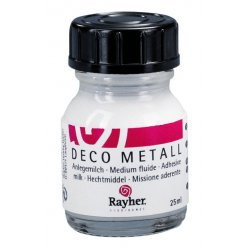 deco metal medium liquide