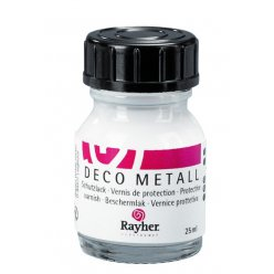 deco metal vernis de protection