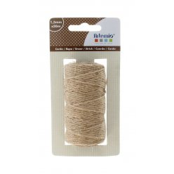 corde naturel 15mm x 30m