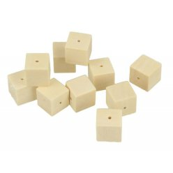 perle bois lucy carre 15x15mm 20 pieces