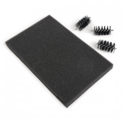 Brush Rollers&Foam Pad de remplacement
