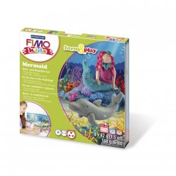 kit pate fimo kids sirene 803412 ly