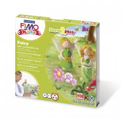 kit pate fimo kids feerie 803404 ly