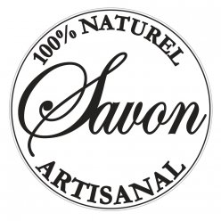 labels  poincons 100 naturel artisanal 45mm o